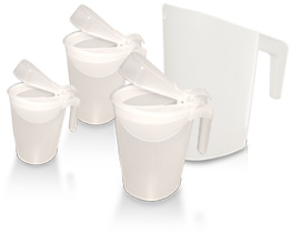 Image of the Jugs Pouchpak Offer
